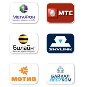 Операторы сотовой связи Электроуглей