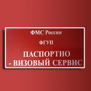 Паспортно-визовые службы Электроуглей